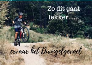 mountainbiken Drenthe